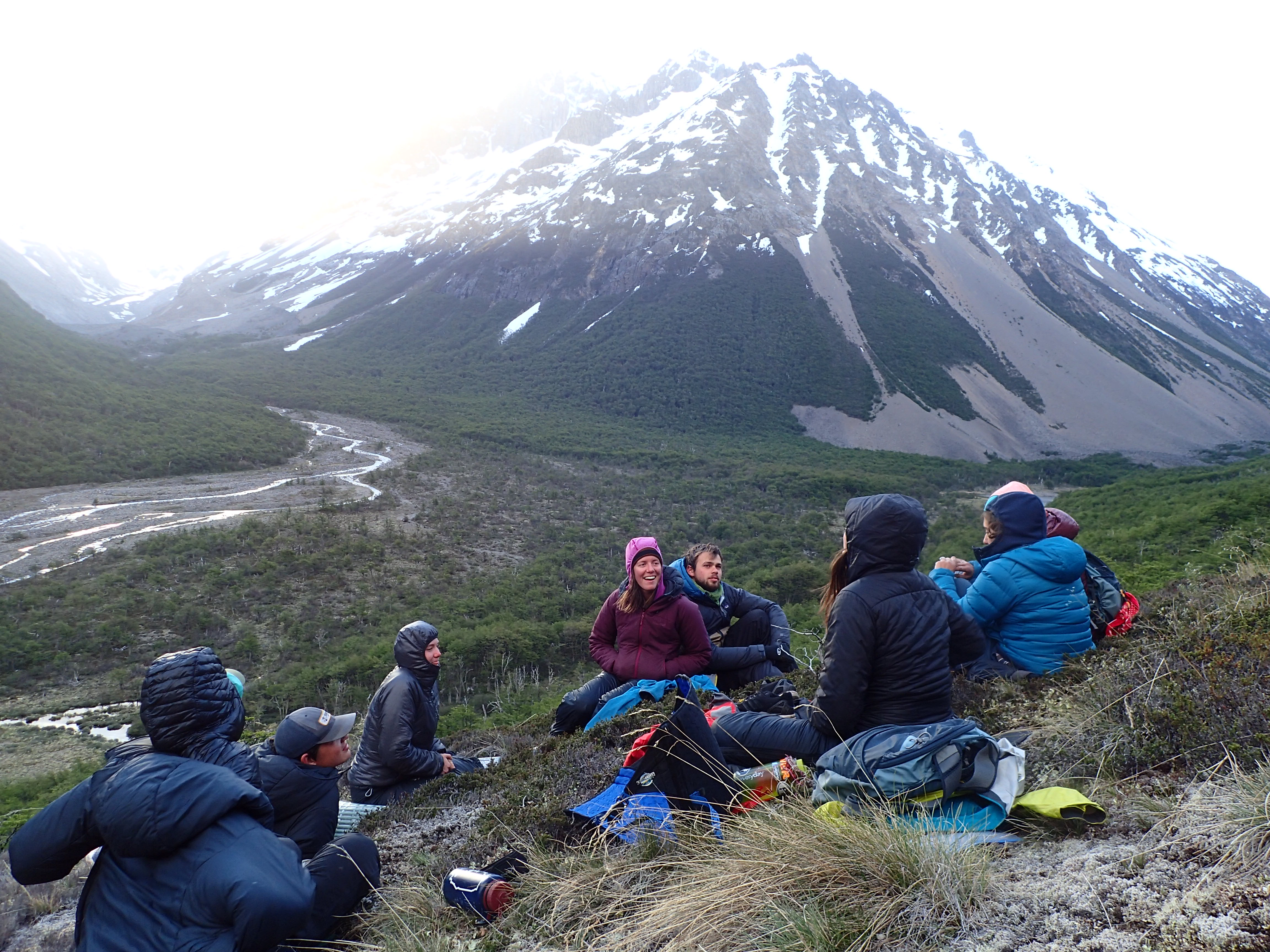 Gap Year Program - High Mountain Institute Gap: Andes Leadership Semester  2