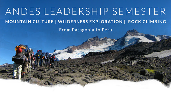 Gap Year Program - High Mountain Institute Gap: Andes Leadership Semester  3