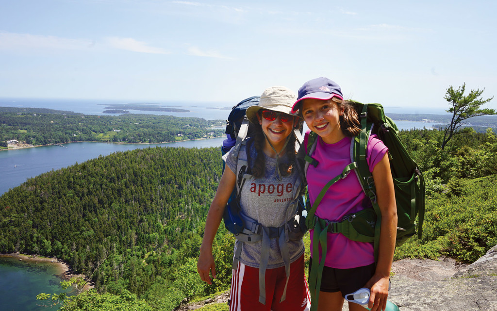 Summer Program - Kayaking | Apogee Adventures: Downeast Explorer