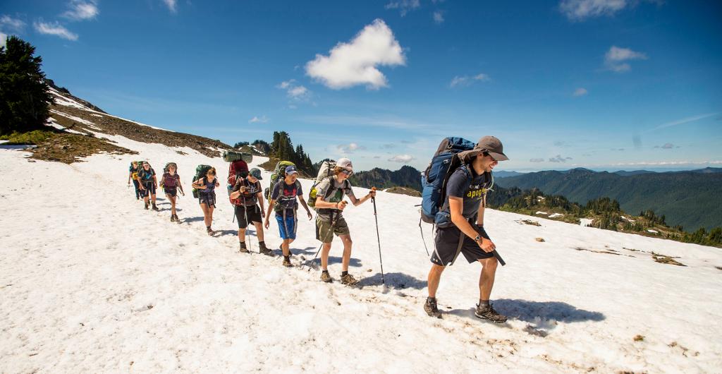 Summer Program - Kayaking   Apogee Adventures: Northwest Explorer