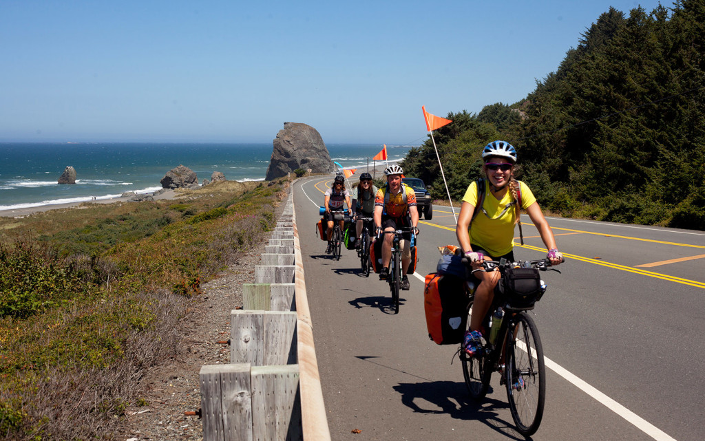 Summer Program - Biking | Apogee Adventures: Pacific Coast