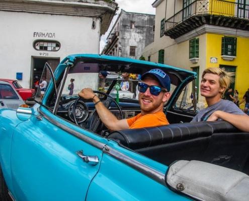 Gap Year Program - ARCC Gap   Centro-Caribbean: Cuba, Panama, Costa Rica & Belize  5