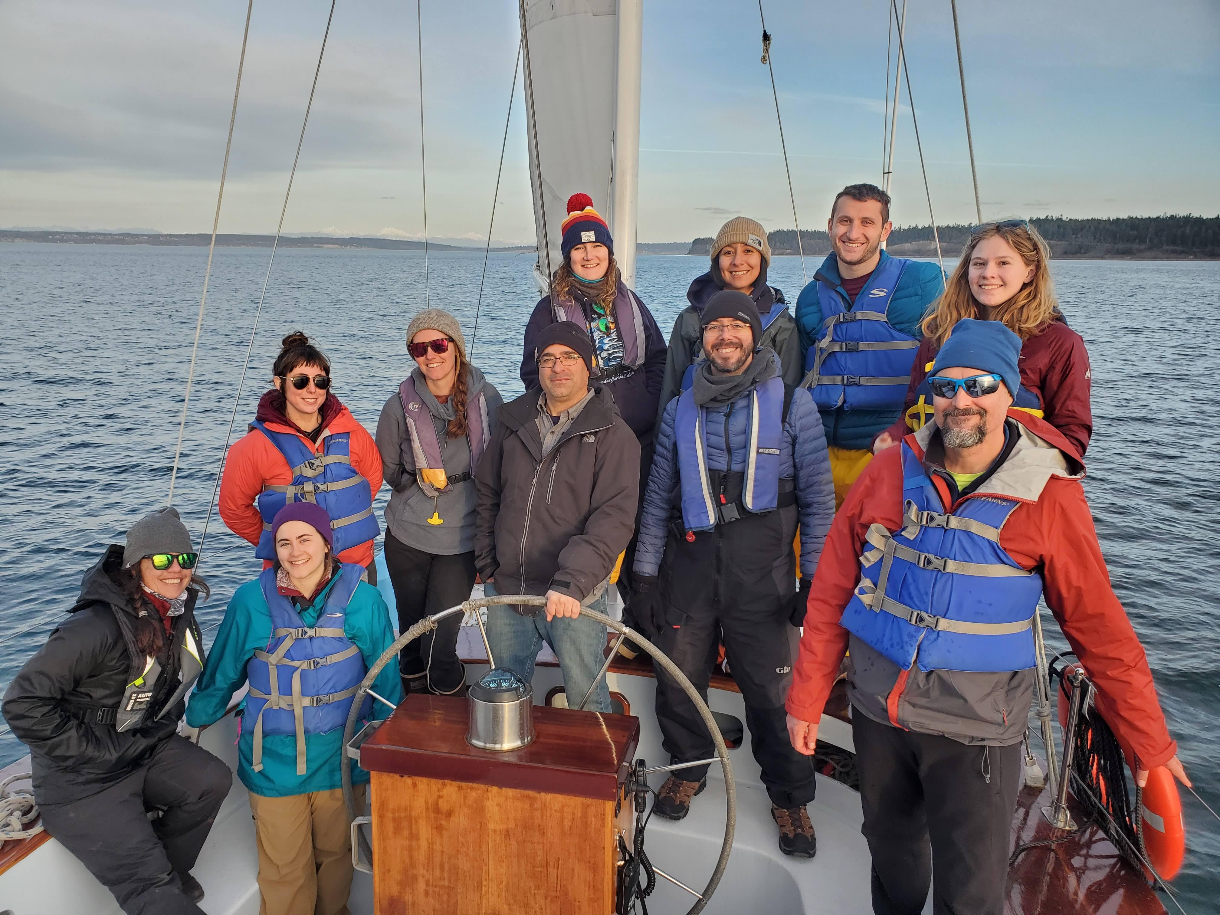 Gap Year Program - ARCC Gap   Northwest: Wyoming, Montana, Idaho, Washington & Hawaii  7