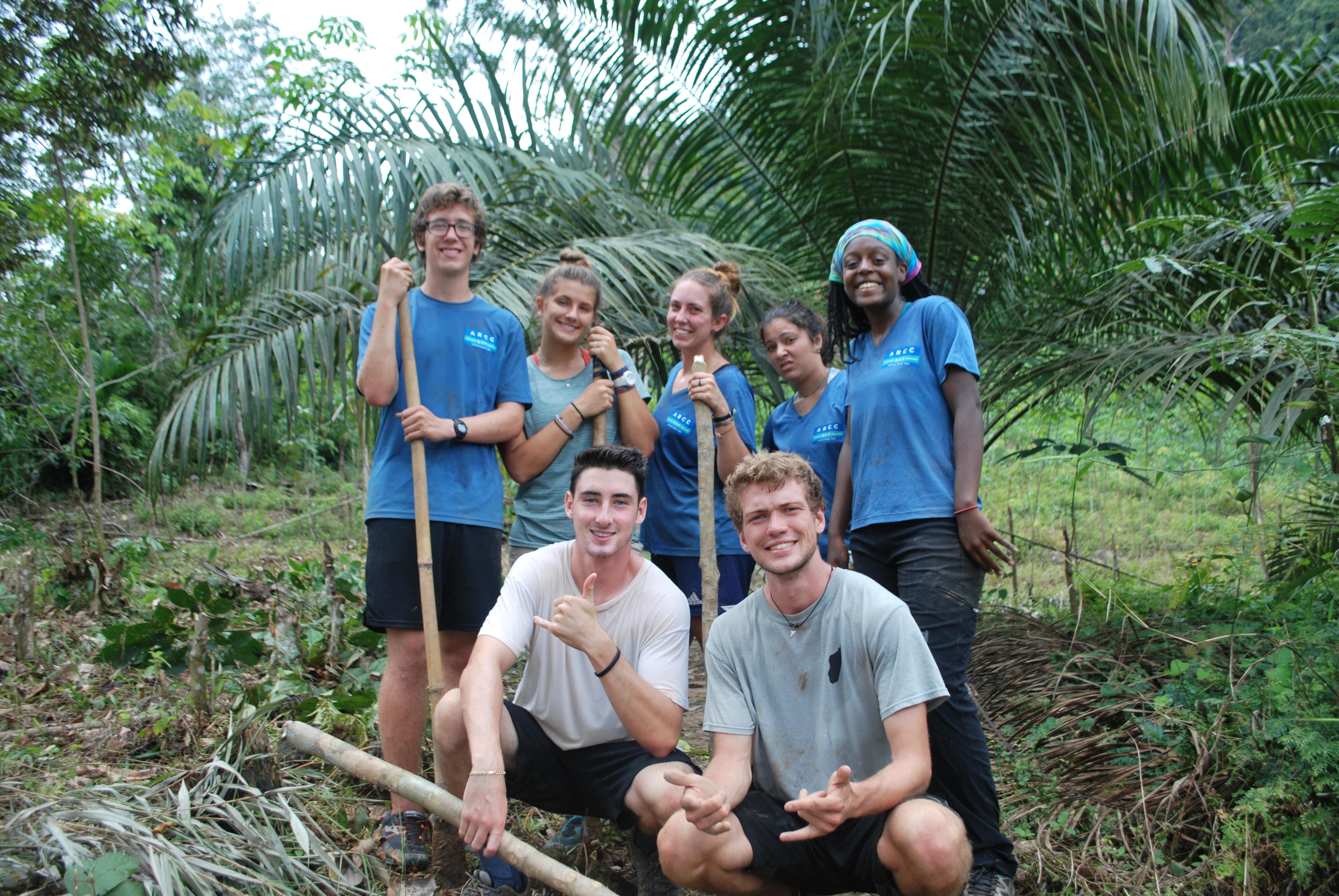 Gap Year Program - ARCC Gap | Pacific Islands: Fiji, Sumatra & Bali  6
