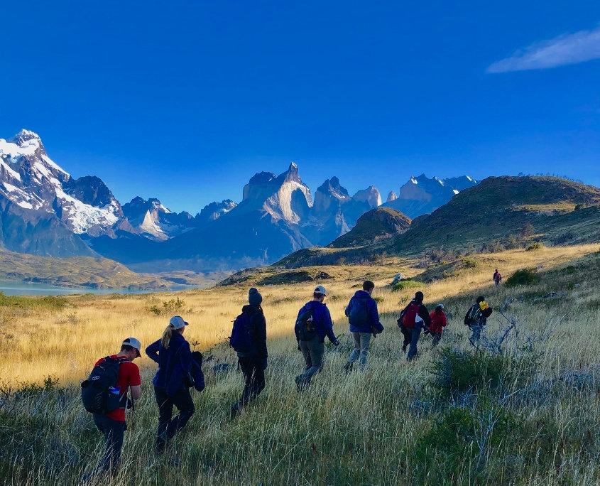ARCC Gap   South America: Peru, Ecuador & Patagonia
