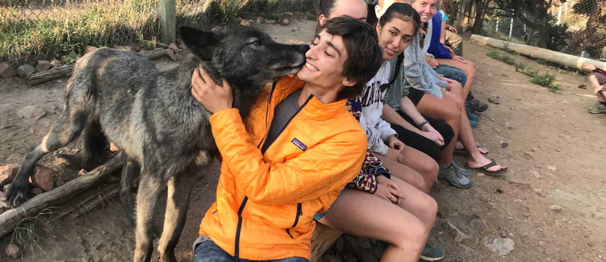 Summer Program - Animals/Nature | ARCC Programs | Colorado & Utah: Canyons & Conservation