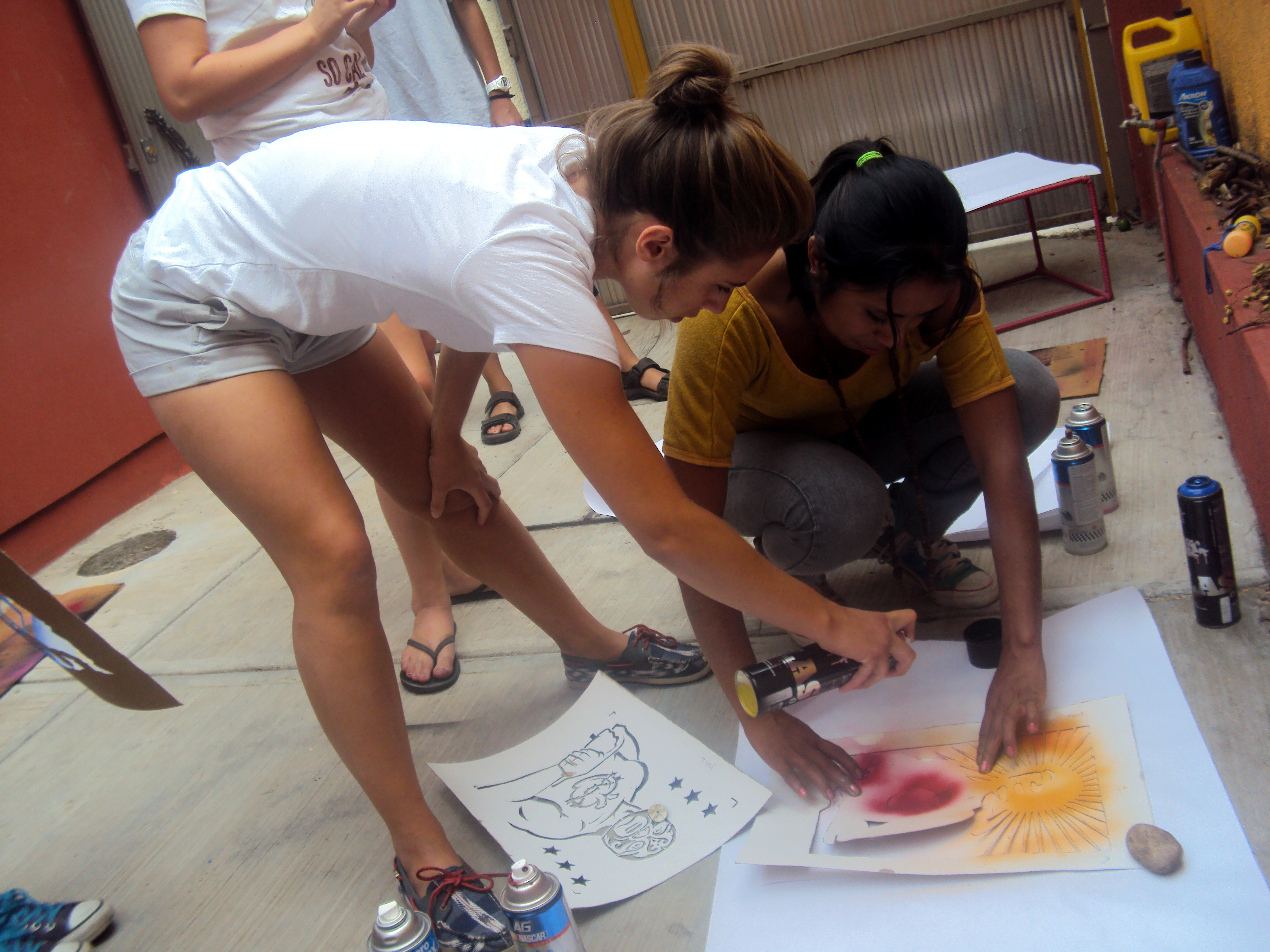 Summer Program - Arts and Crafts | Art of Oaxaca: Workshops & Folk Art