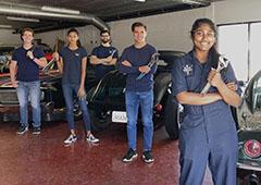 Athena Racing: STEM Training