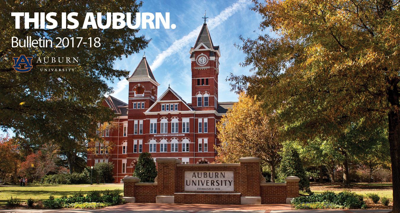 Auburn University: Samuel Ginn College of Engineering