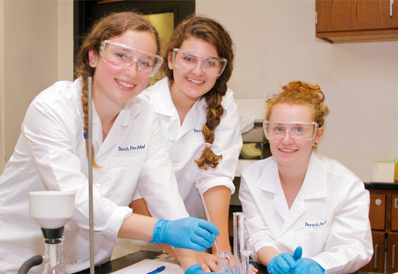 Summer Program - Finance | Baruch Leadership Academy