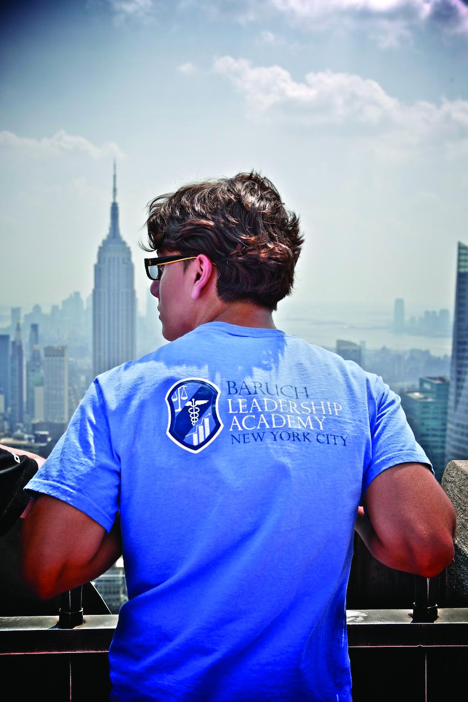 Summer Program - Pre-Med | Baruch Leadership Academy