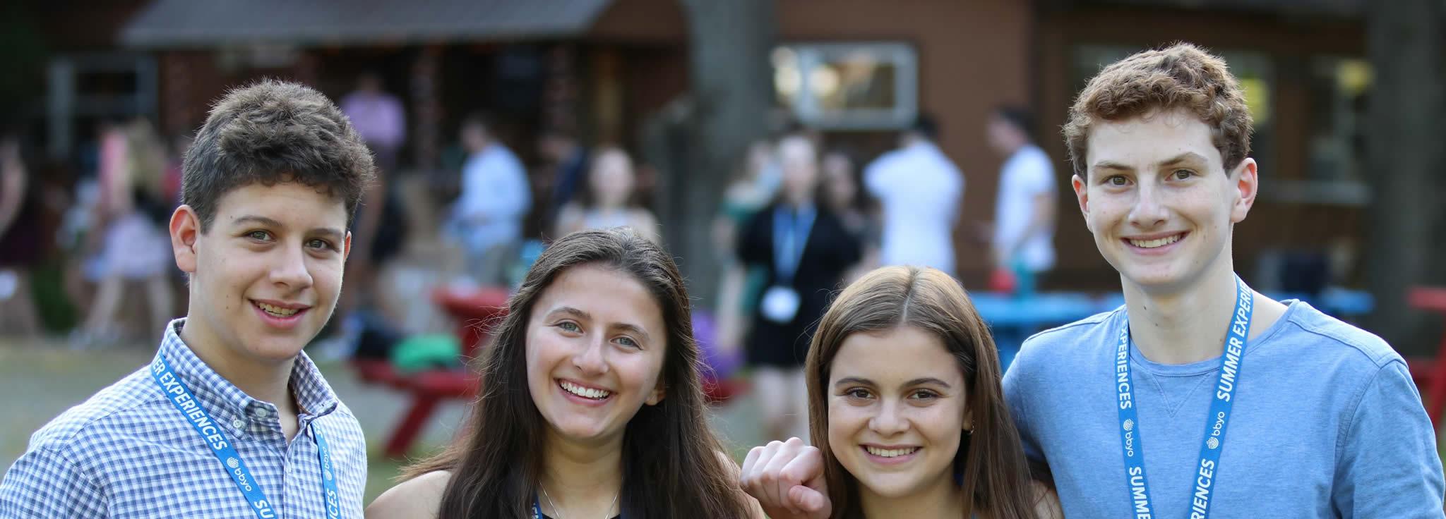 Summer Program - Jewish | BBYO: Kallah