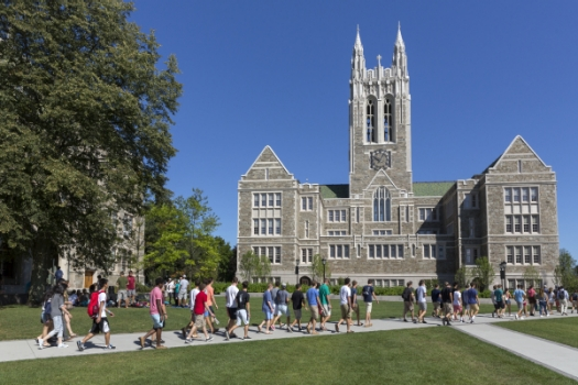 Summer Program - Social Justice | Boston College Experience: Beyond the Rhetoric: How to Really Support Nonprofit's and Social Justice Movements