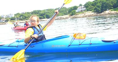 Summer Program - Kayaking | Beaver Summer Camp: Aqua Adventures