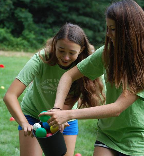 Summer Program - Counselors in Training | Beaver Summer Camp: Counselor-in-Training