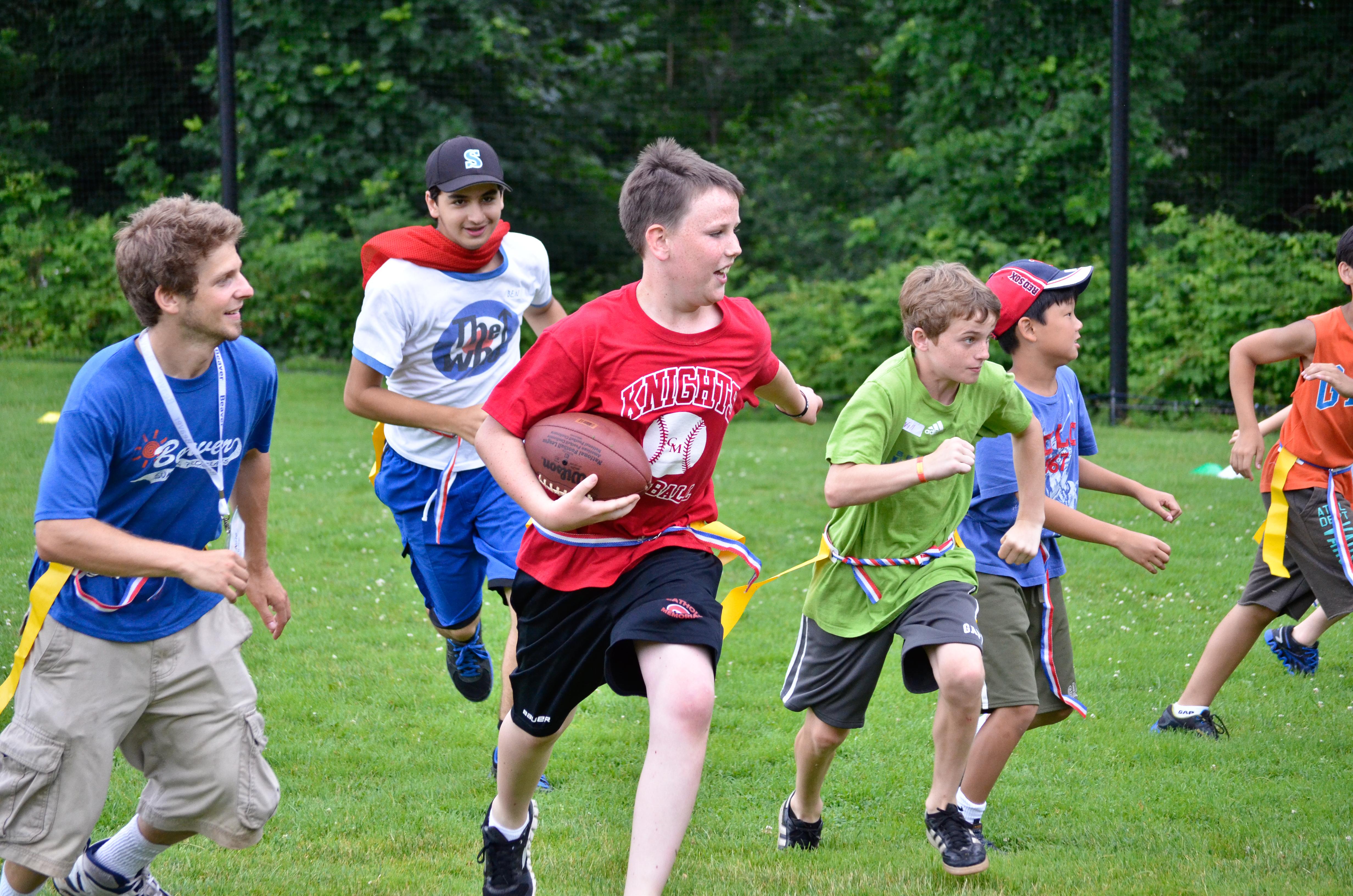 Summer Program - Water Sports | Beaver Summer Camp: Senior Camp