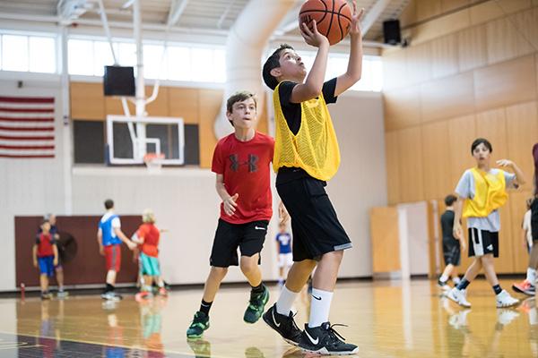 Summer Program - Basketball   Belmont Hill Sport Camps: Boys and Girls Basketball Camps