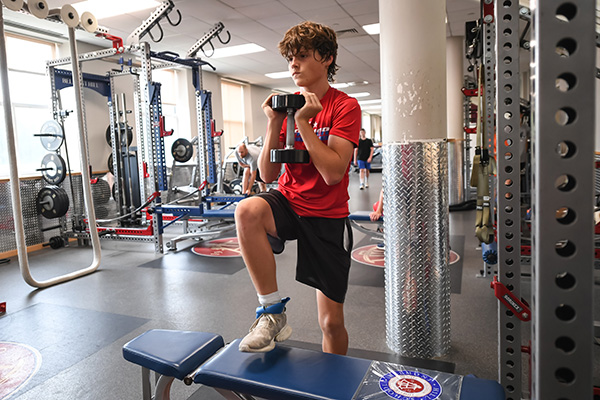 Summer Program -  | Belmont Hill Sport Camps: Strength and Conditioning