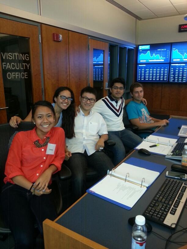 Summer Program - Business | Bentley University: Wall Street 101 Summer Program