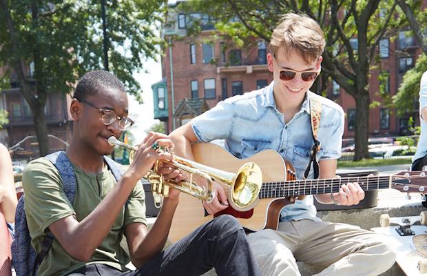 Berklee Summer Programs | Aspire: Five-Week Music Performance Intensive