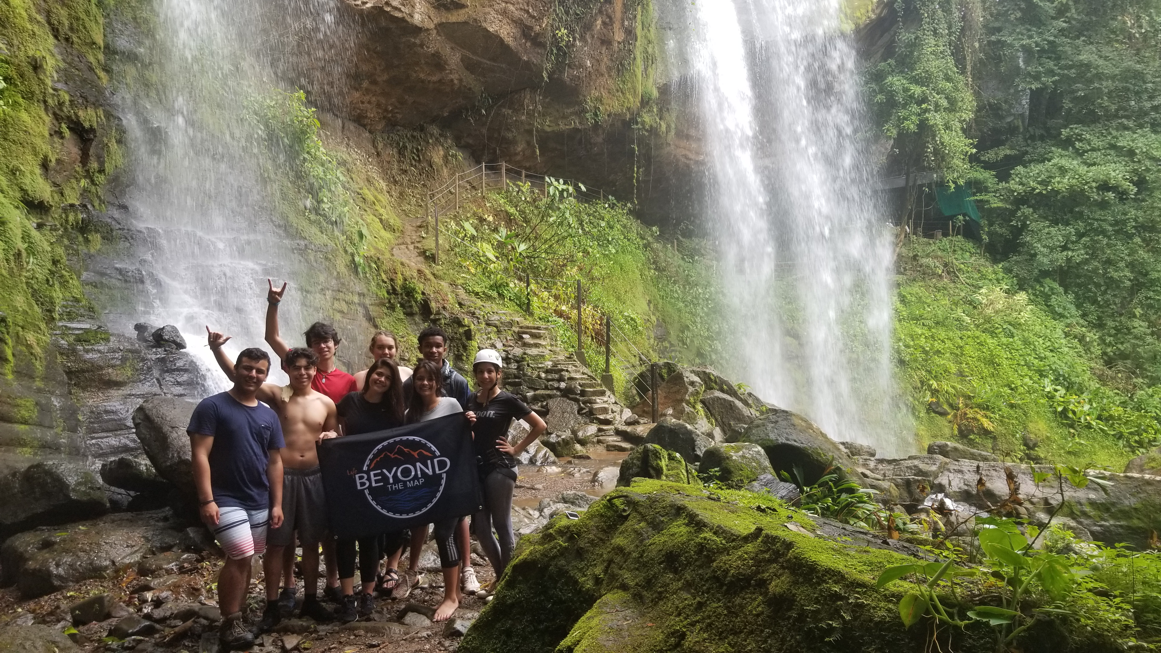 Beyond the Map- Summer Adventures for Teens