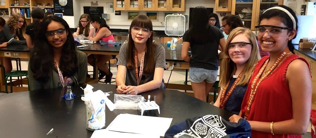 Boston Leadership Institute: Biological Research Summer Program