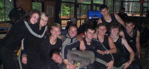 Birch Hill Teen Adventure Program