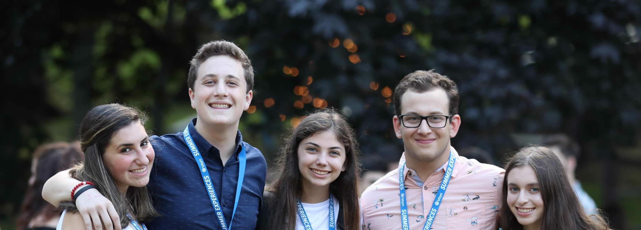 Summer Program -  | BBYO: ILTC at Perlman Camp
