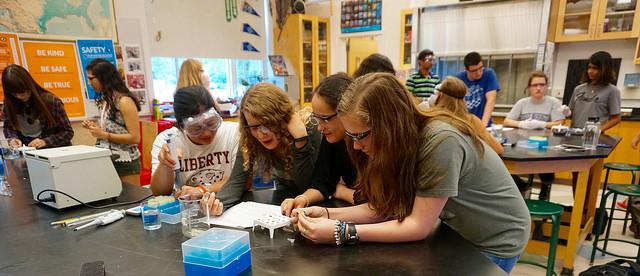 Boston Leadership Institute: Human Genetics Summer Program
