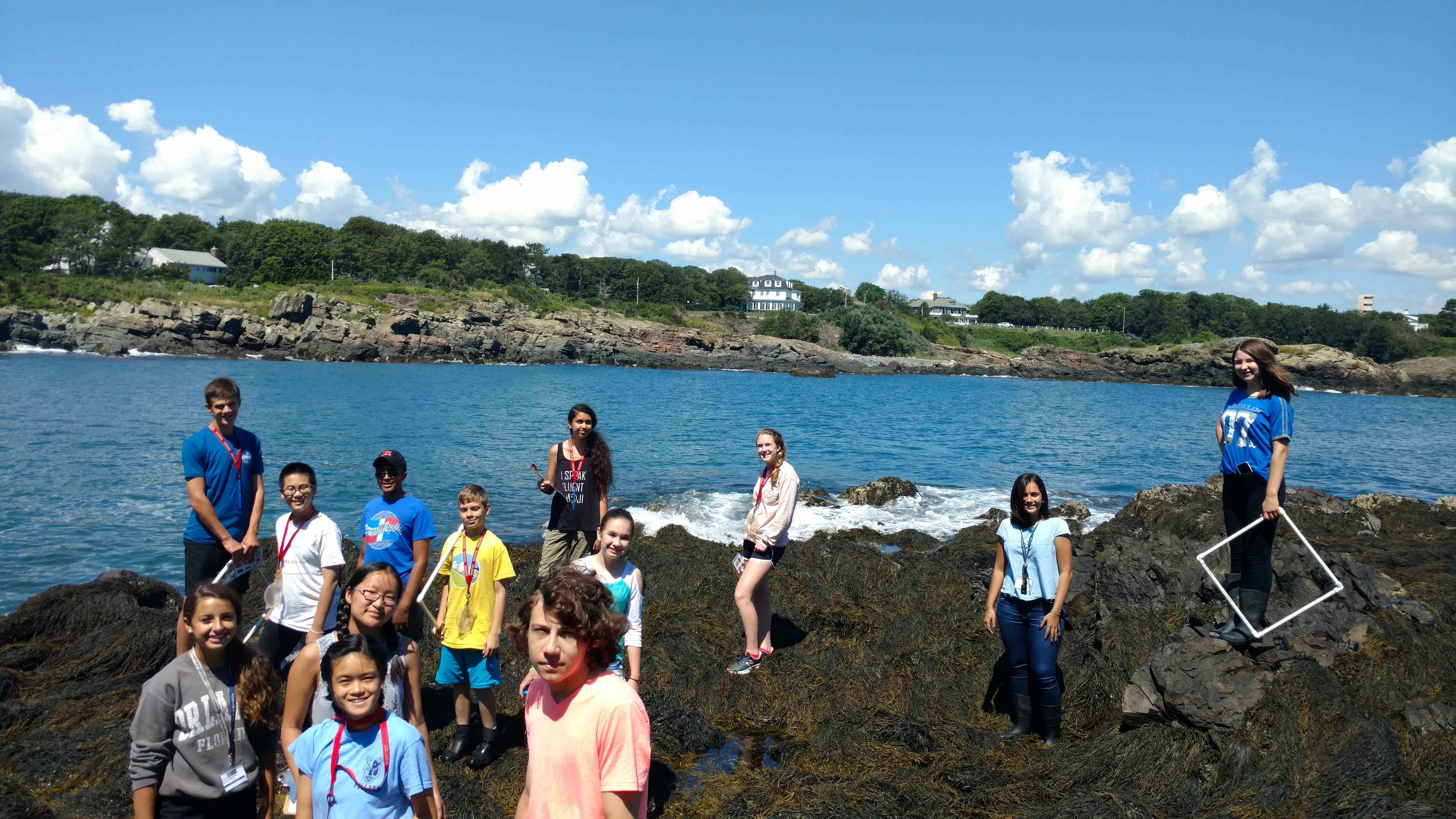 Boston Leadership Institute: Marine Biology (1 Week)