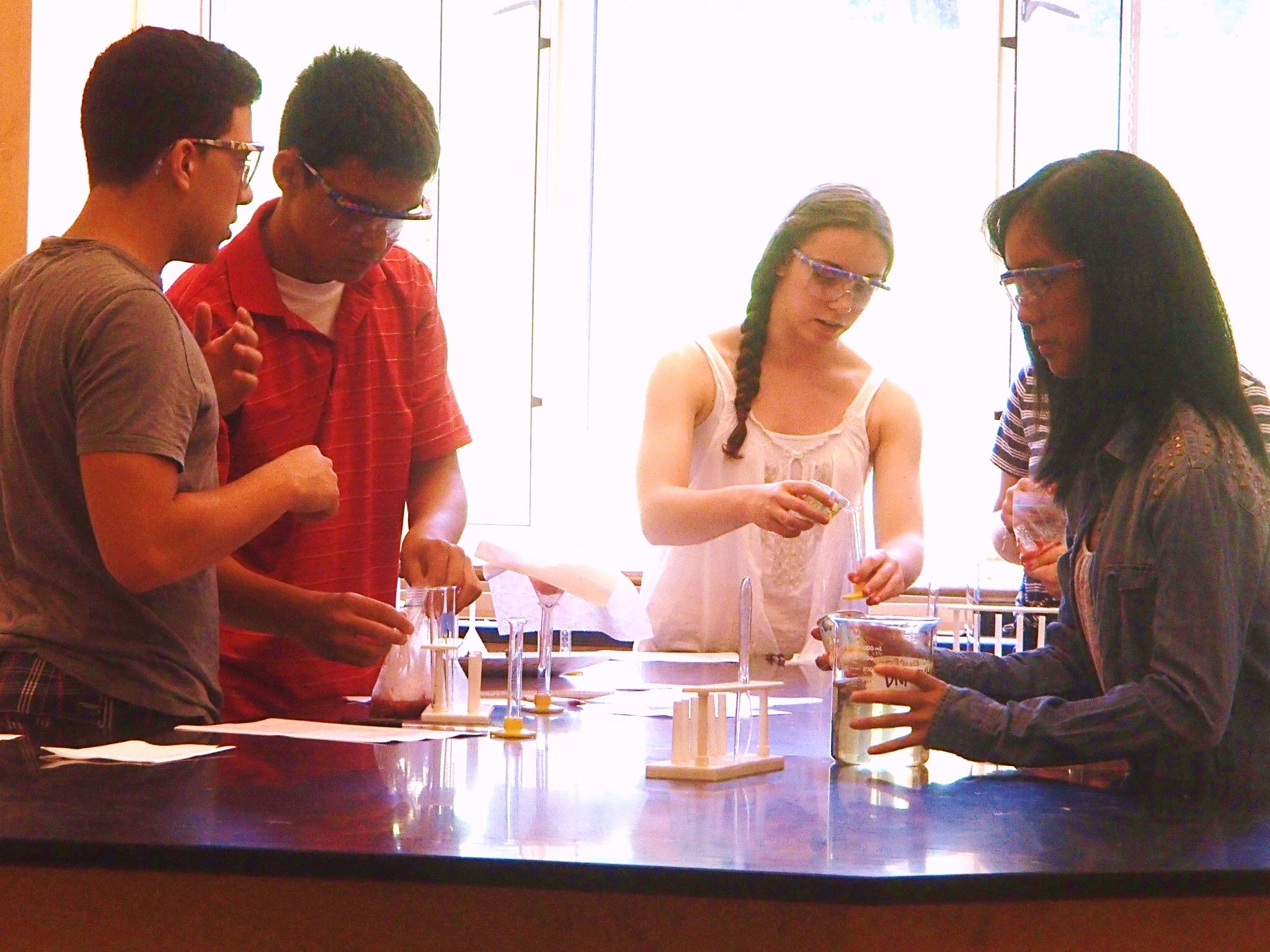 Summer Program - Anatomy | Boston Leadership Institute: Online STEM Programs