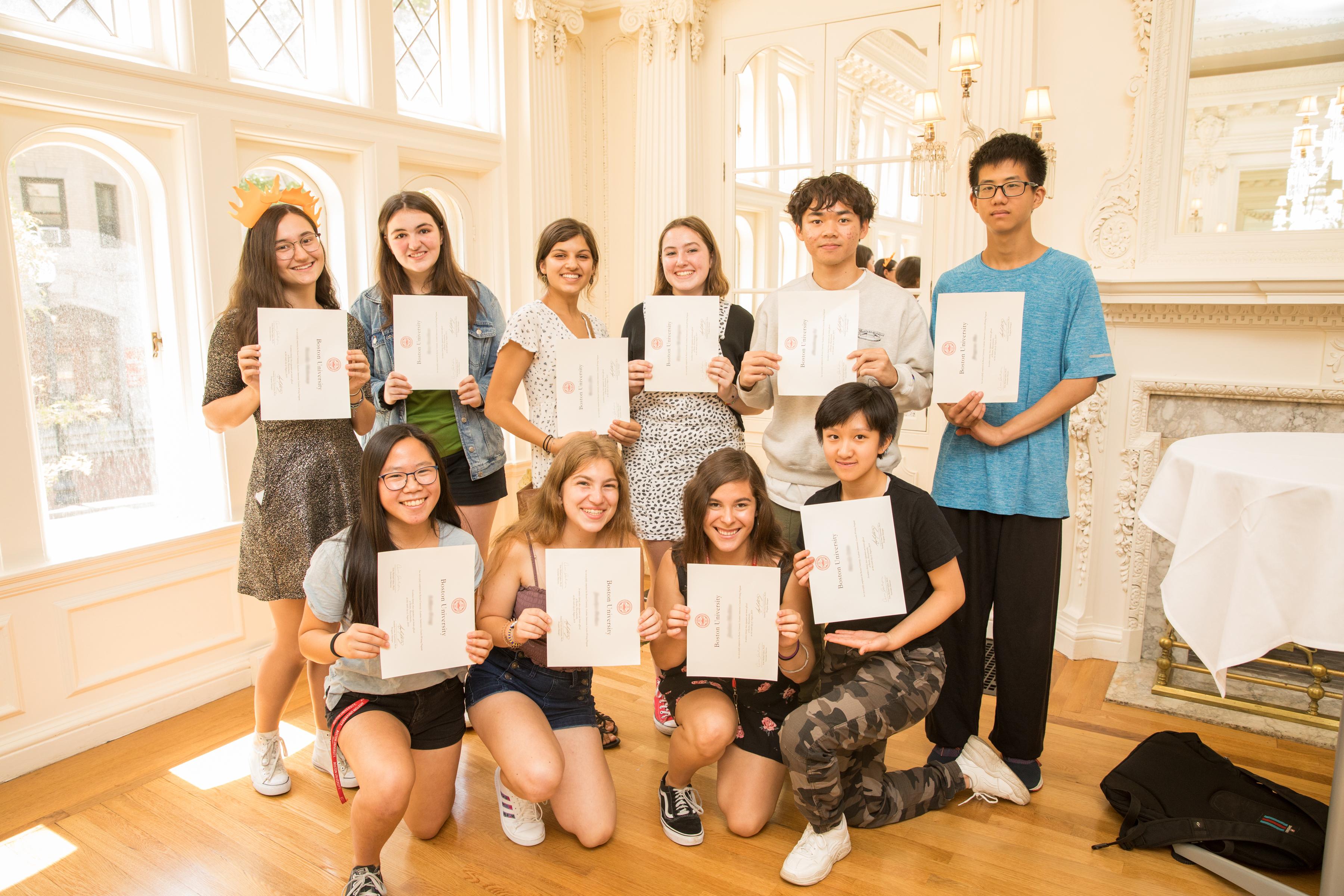 Boston University: Academic Immersion (AIM)—Creative Writing
