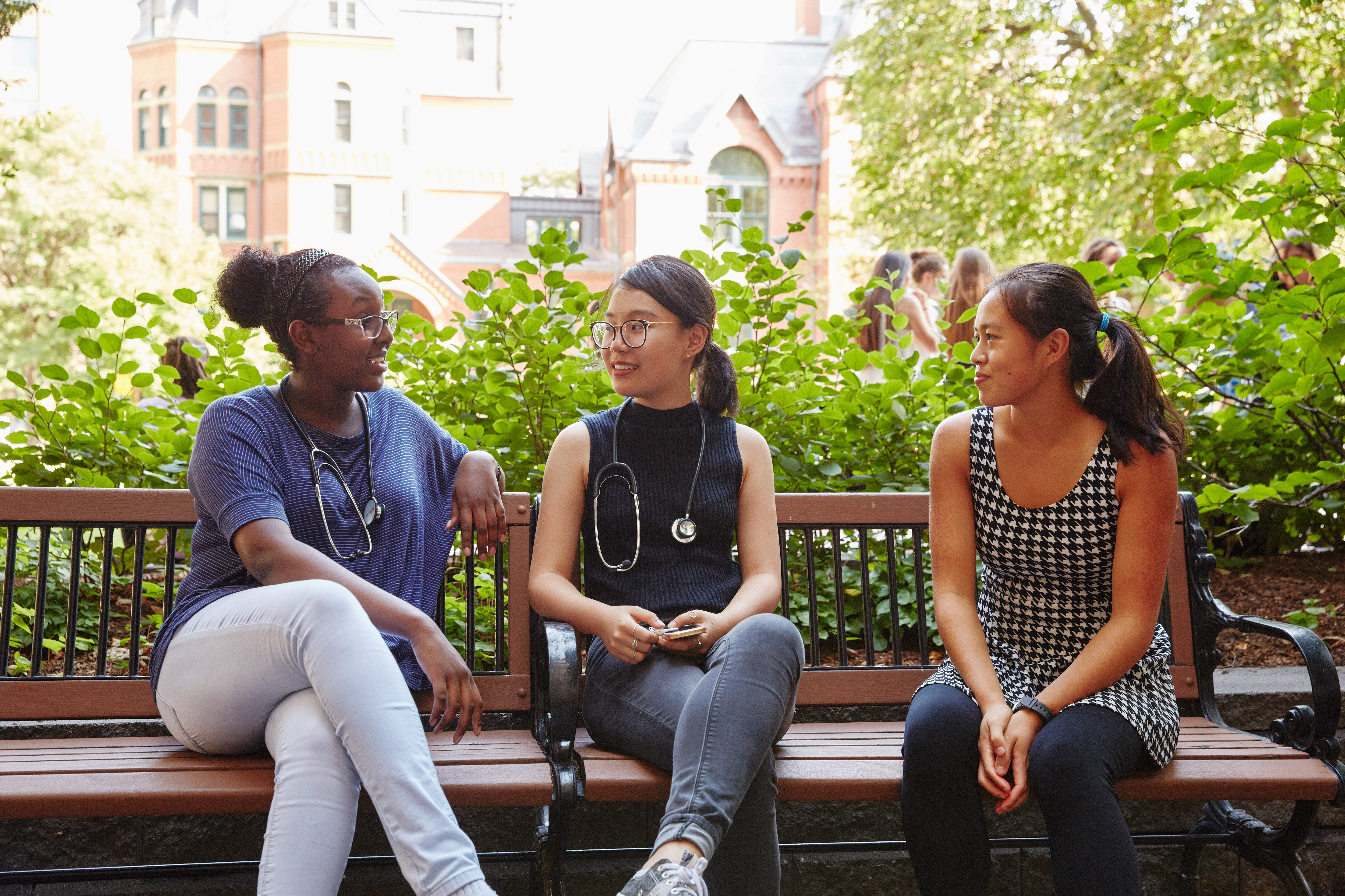 Summer Program - Science | Boston University: Academic Immersion (AIM)—Introduction to Medicine