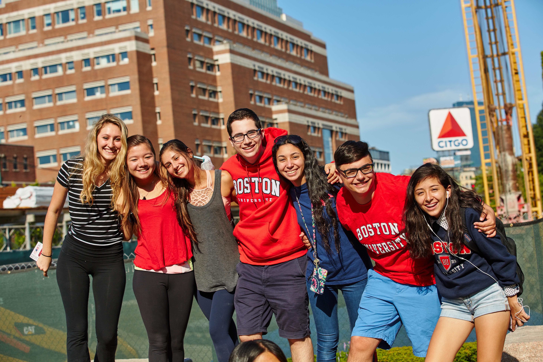 Summer Program - Astronomy | Boston University: High School Honors Program