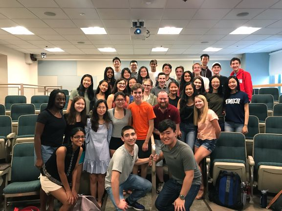 Summer Program - Bio Technology | Boston University: Research in Science & Engineering (RISE) Program: Practicum Track