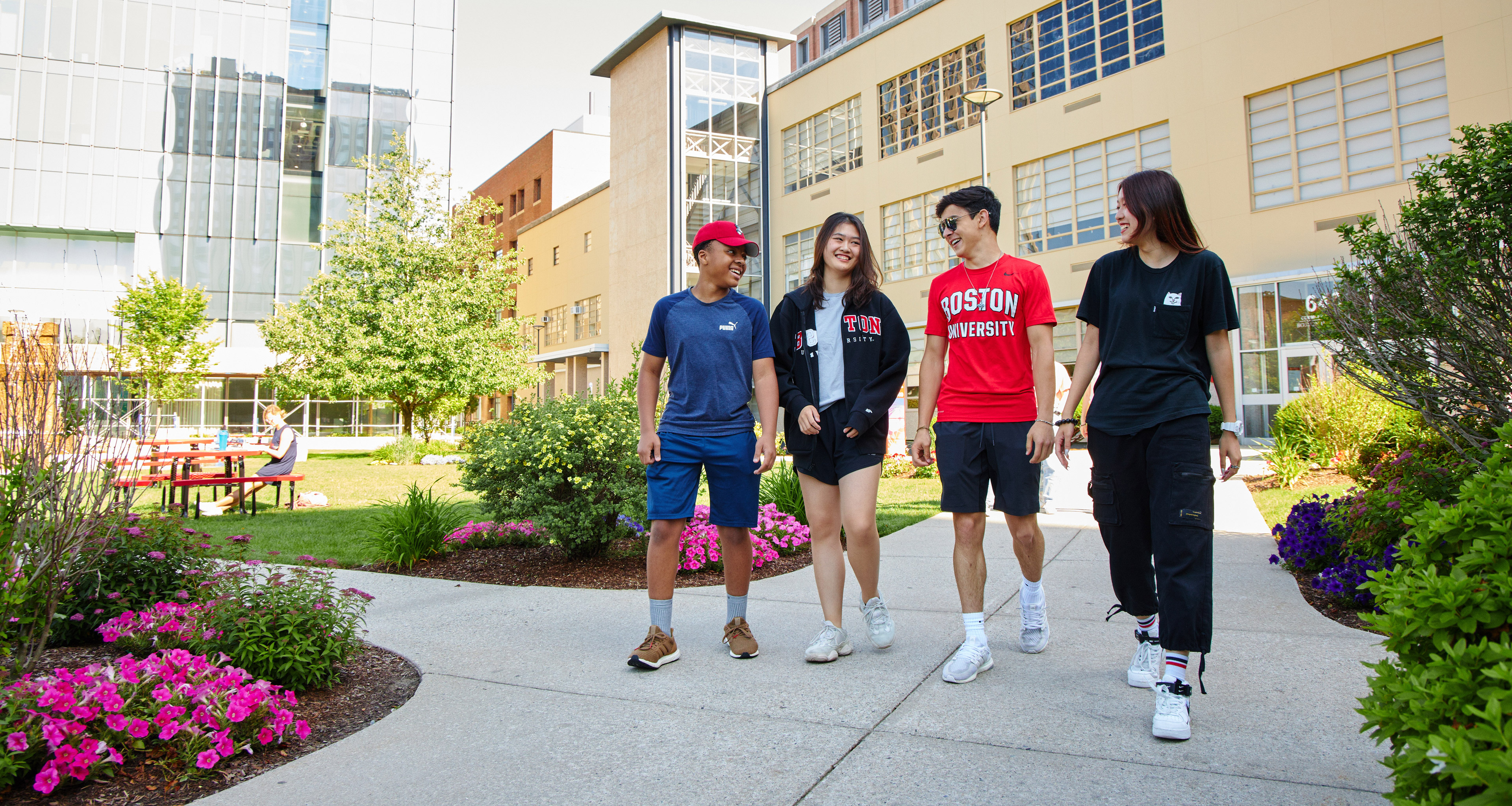 Summer Program - Literature | Boston University Summer Term High School Programs