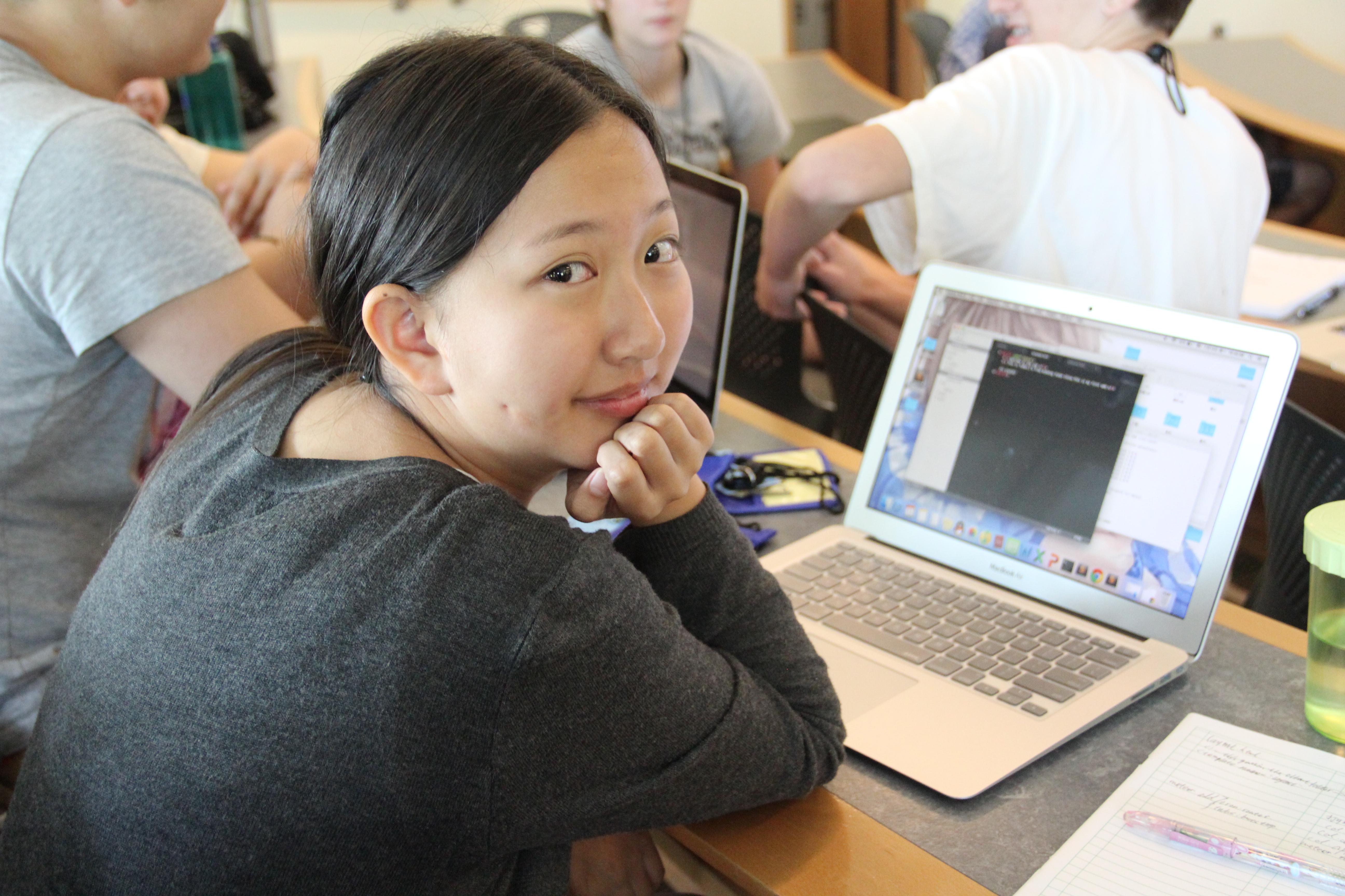 Brandeis University Precollege Programs: App Design