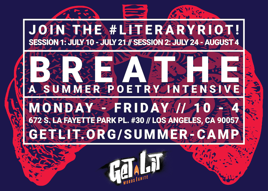 Breathe – Poetry Intensive