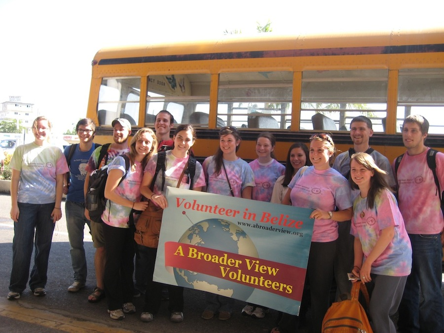 Gap Year Program - A Broader View Volunteers: Programs in 25 Countries and over 245 social programs  5
