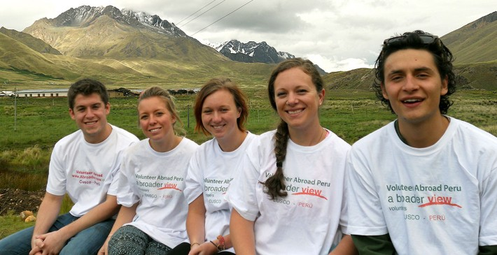 Gap Year Program - A Broader View Volunteers: Programs in 25 Countries and over 245 social programs  2