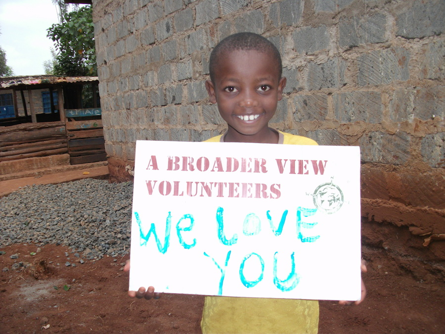 Gap Year Program - A Broader View Volunteers: Programs in 25 Countries and over 245 social programs  1