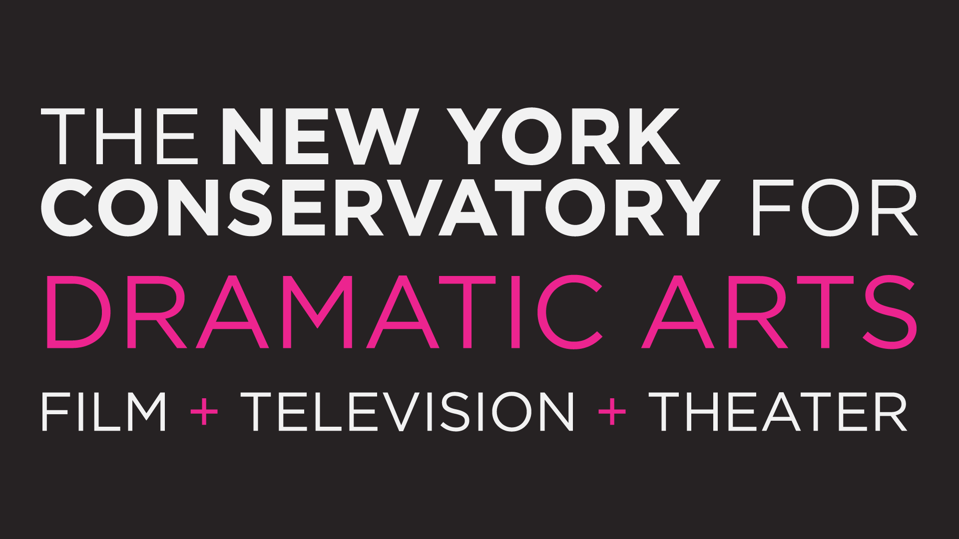 The New York Conservatory for Dramatic Arts – Summer Intensive Training