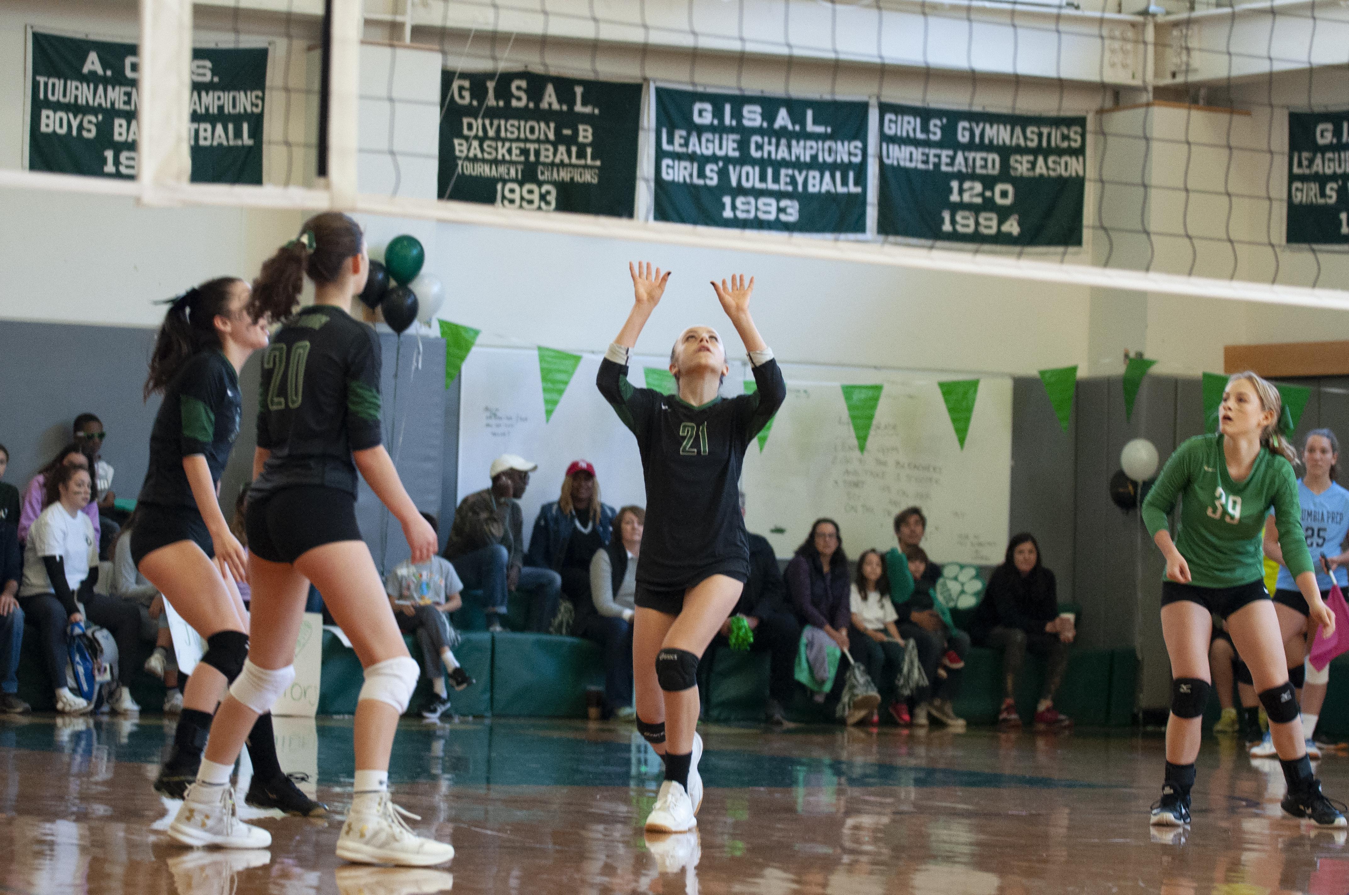 Calhoun Volleyball Summer Camp