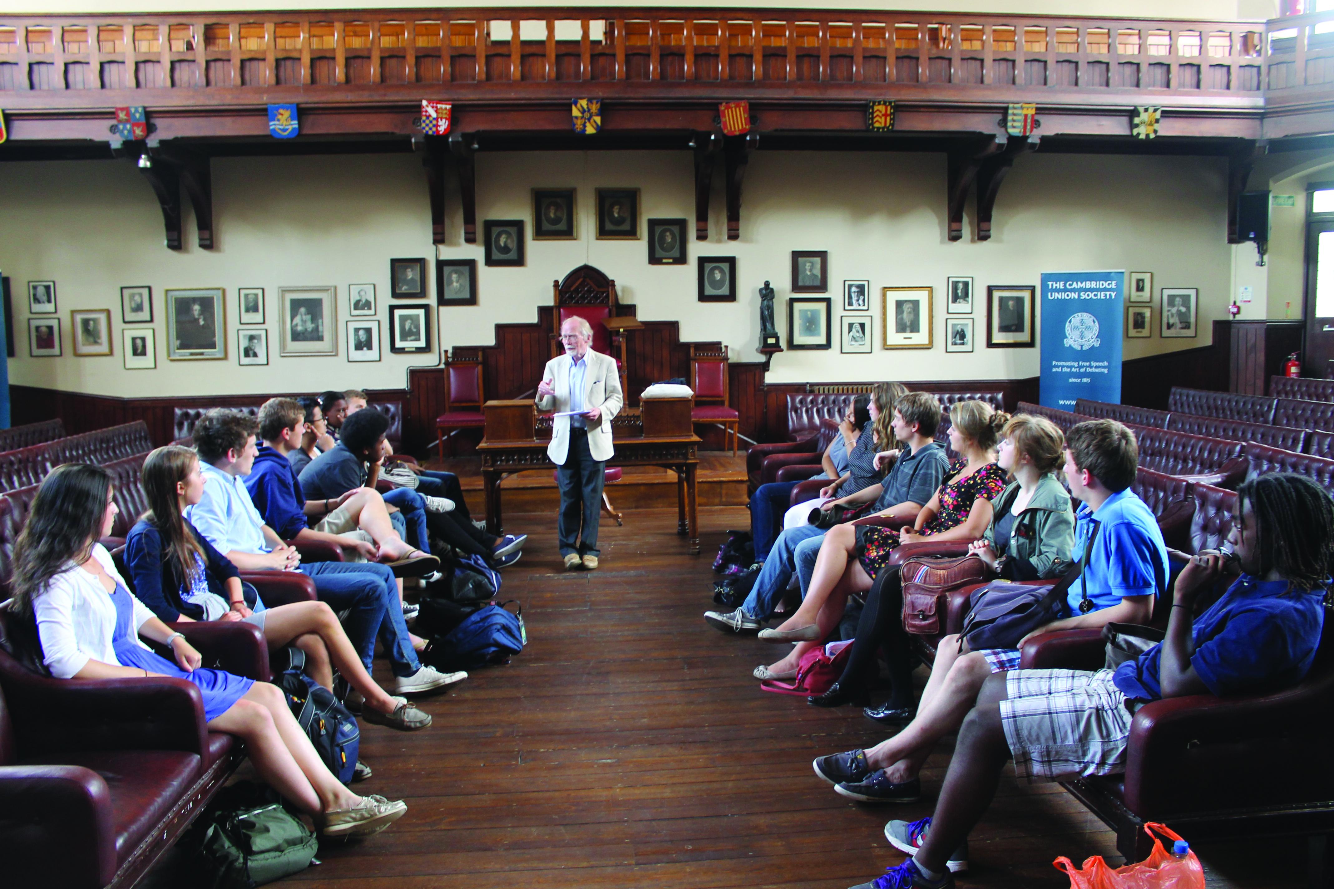 Summer Program - Humanities | Cambridge Scholars' Programme