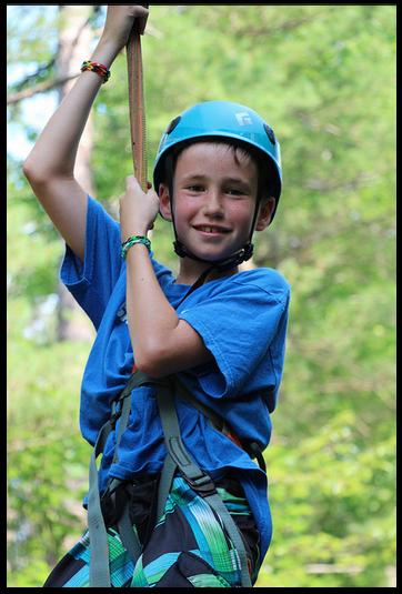 Summer Program - Hiking | Camp Birch Hill