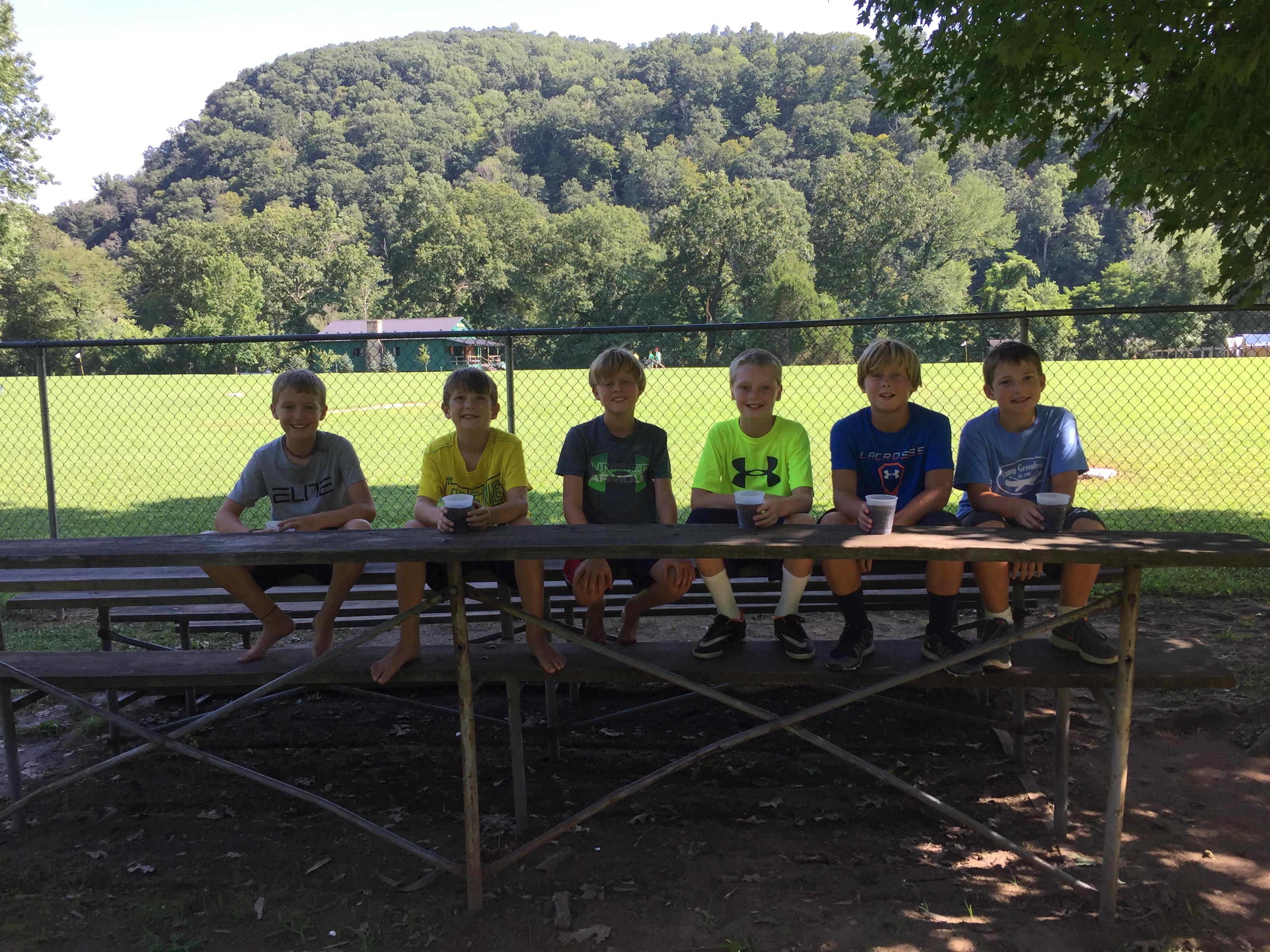 Summer Program - Environmental Conservation   Camp Greenbrier