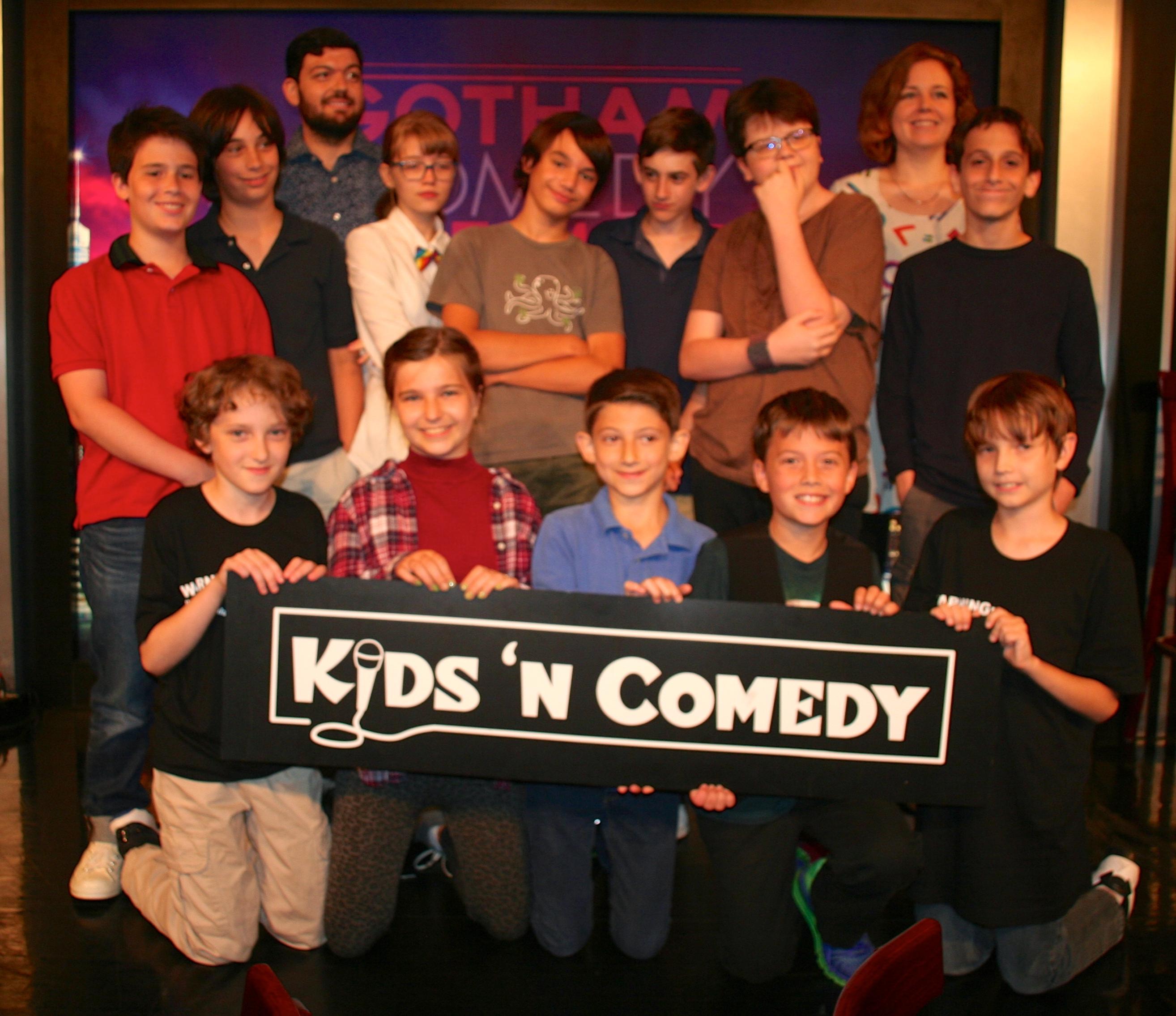 Virtual Kids 'n Comedy Camp