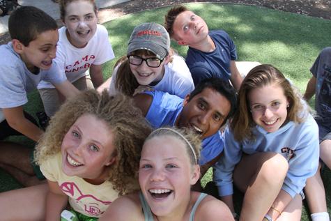 Camp Kinneret : Camper in Training (CIT) Program
