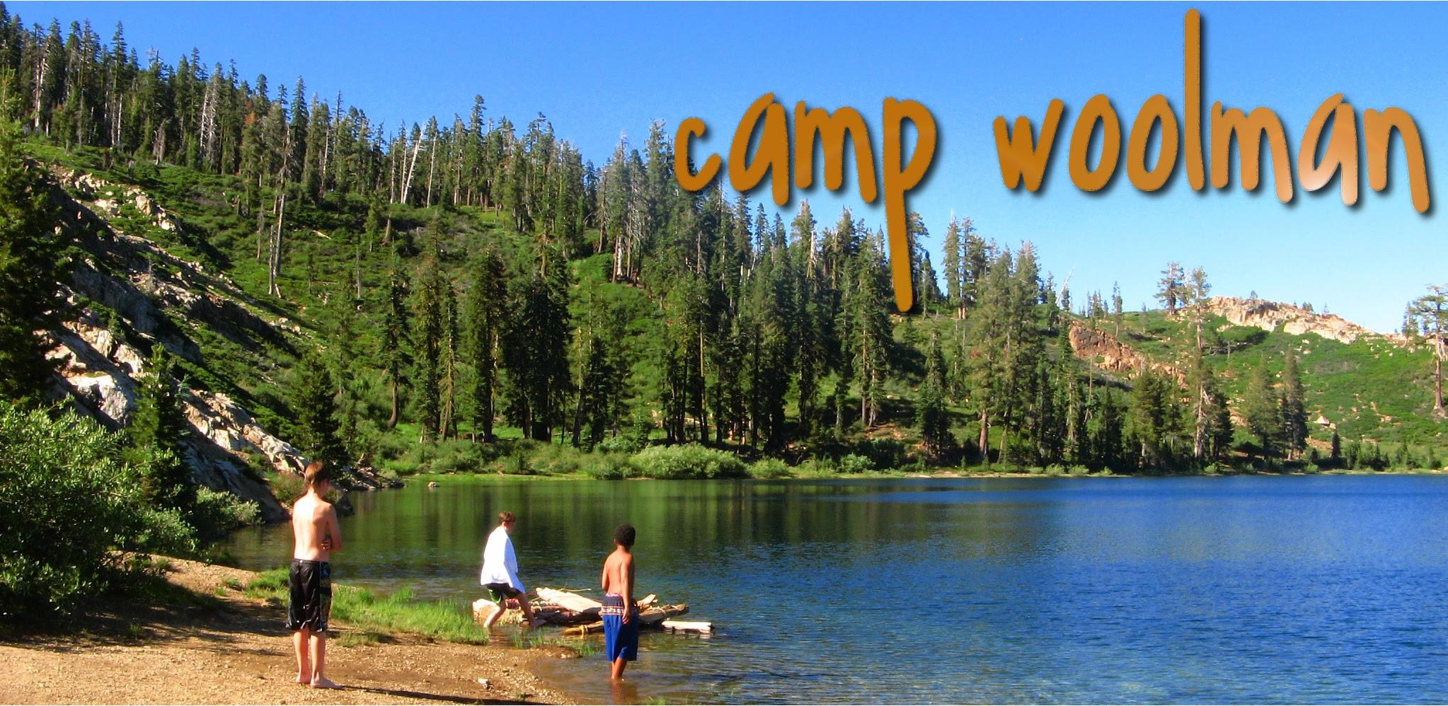 Camp Woolman: Teen Leadership Camp
