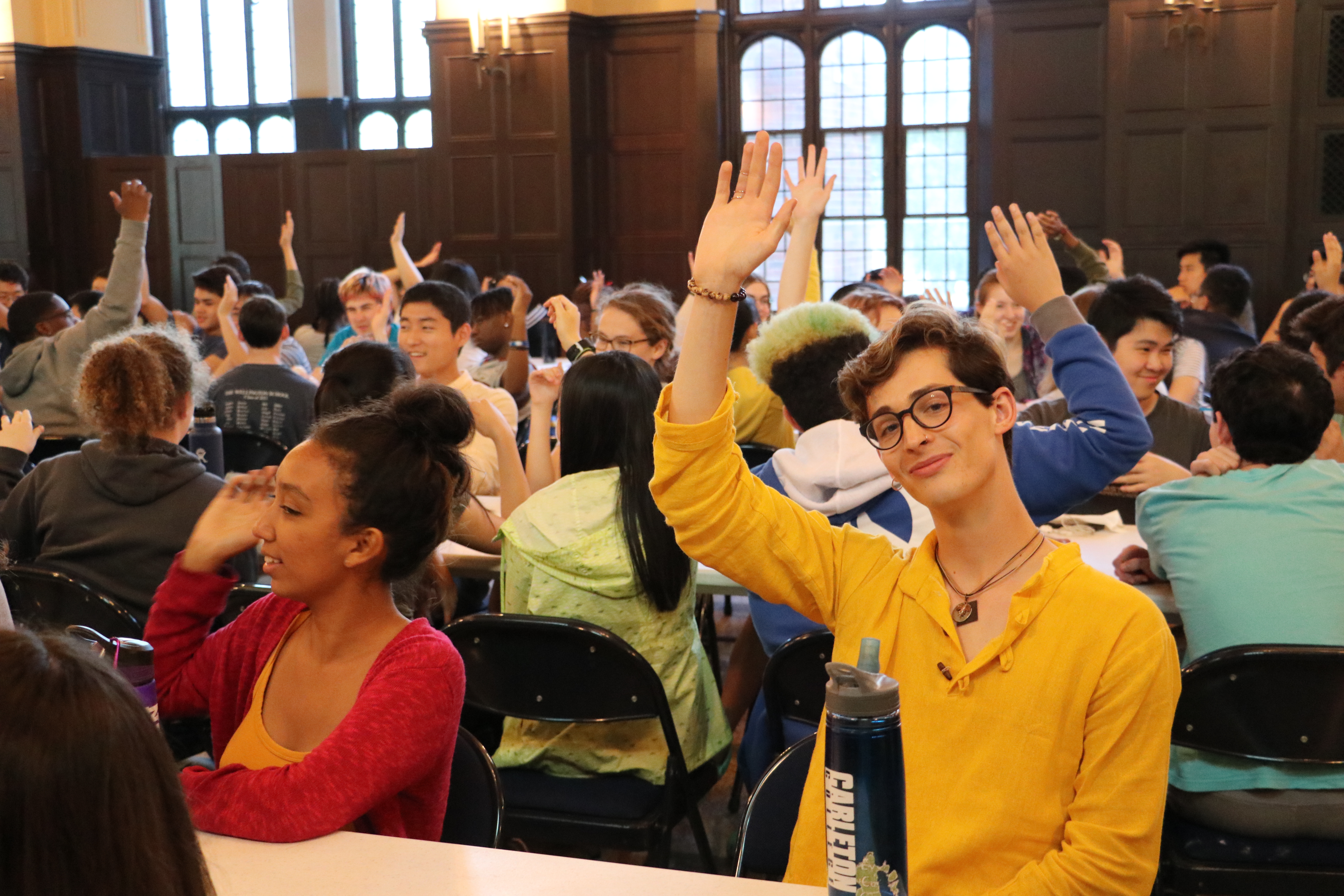 Summer Program - Religious Studies | Carleton Summer Liberal Arts Institute
